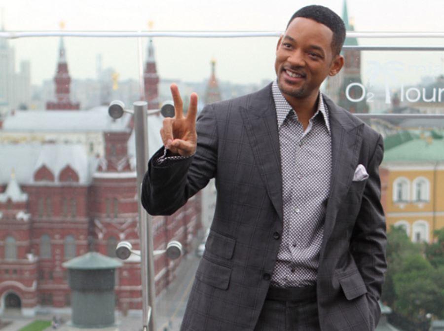 Уилл Смитт    12 голливудских знаменитостей, которые влюблены в Россию   ZestRadar