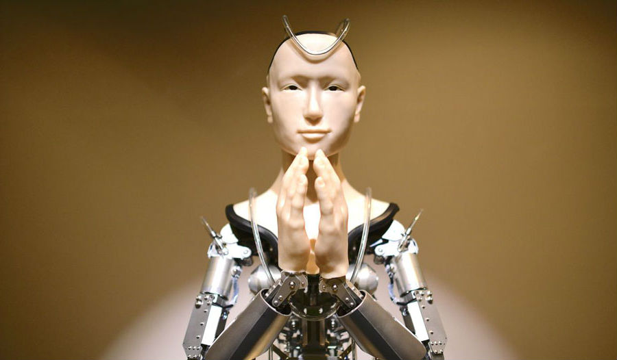 AI Religion Is Upon Us: Robot Priest Can Bless You, Guide You, And Even Perform Your Funeral #1   ZestRadar