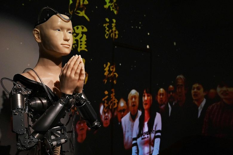 AI Religion Is Upon Us: Robot Priest Can Bless You, Guide You, And Even Perform Your Funeral #2 | ZestRadar