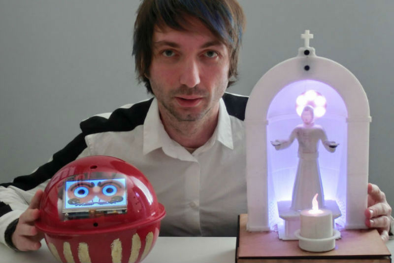 AI Religion Is Upon Us: Robot Priest Can Bless You, Guide You, And Even Perform Your Funeral #5   ZestRadar