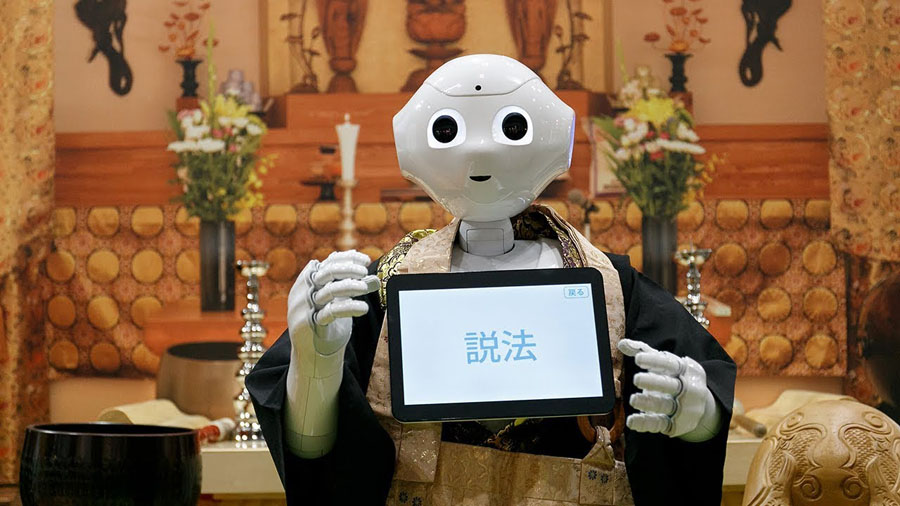 AI Religion Is Upon Us: Robot Priest Can Bless You, Guide You, And Even Perform Your Funeral #7 | ZestRadar