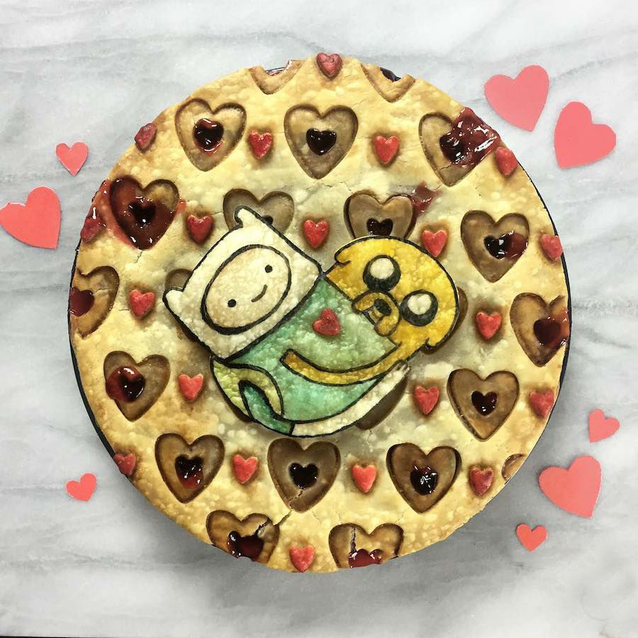 Adventure Time  | 13 Pies that Will BLOW Your Mind | ZestRadar