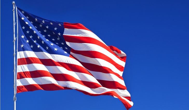 Red, White and Blue Flags | 8 Symbols of Pride that Make America What it Is | Brain Berries