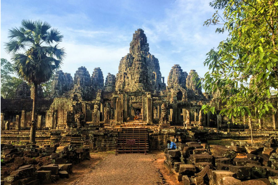 Angkor Wat | 10 Most Expensive Religious Buildings Ever Constructed | ZestRadar