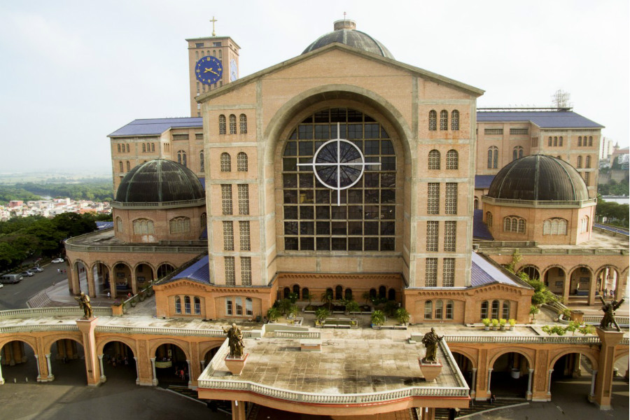 Basilica of the National Shrine of Our Lady of Aparecida | 10 Most Expensive Religious Buildings Ever Constructed | ZestRadar