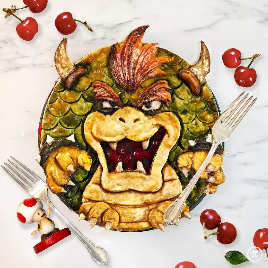 Bowser  | 13 Pies that Will BLOW Your Mind | ZestRadar