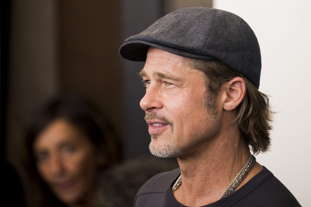 Brad Pitt  | 10 Celebrities that Have had Problems with Alcohol | ZestRadar