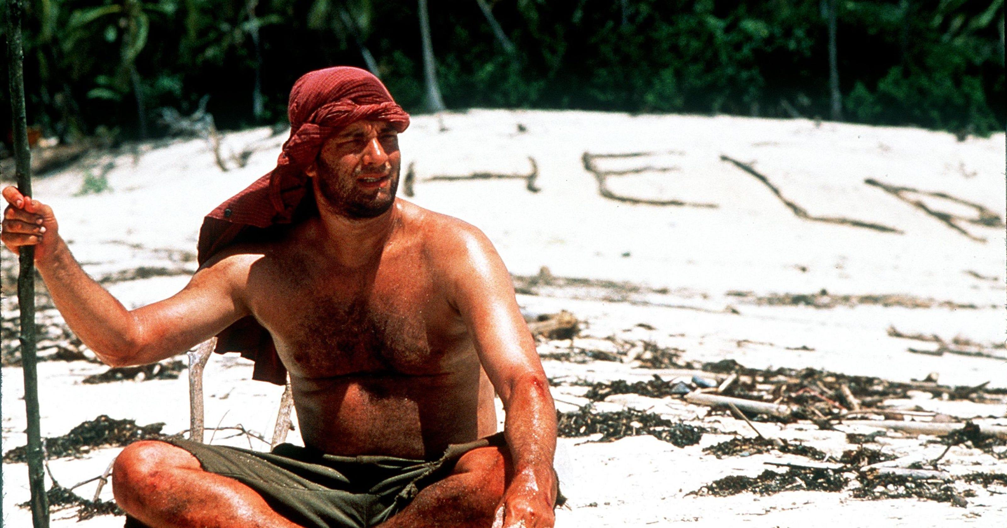 Cast Away | The 8 Best Tom Hanks Movies | Brain Berries