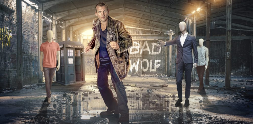 Christopher Eccleston (The Ninth Doctor) | The Best Doctor Whos We've Seen On TV | Brain Berries