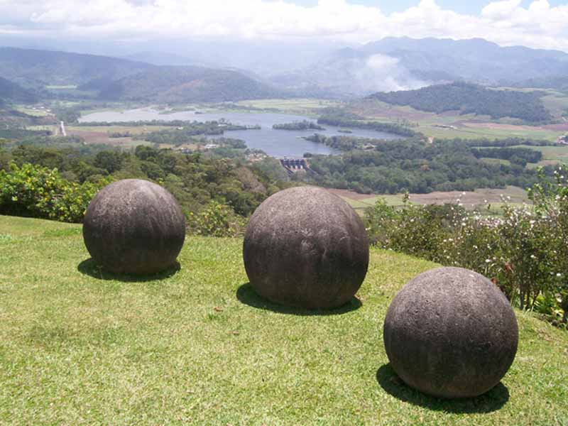 Costa Rican spherical stones | 7 Mysterious Findings That Have Been Baffling Scientists For Years | ZestRadar