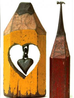 Dalton Ghetti #1 | 8 Astoundingly Tiny Art Pieces | BrainBerries