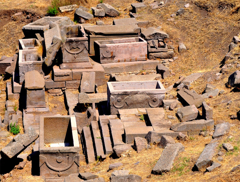 Flesh-eating tombs in Turkey | 7 Mysterious Findings That Have Been Baffling Scientists For Years | ZestRadar