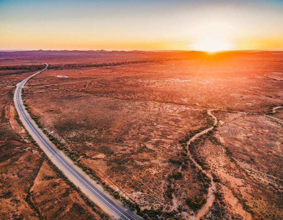 Flinders Highway, Australia | 6 Roads People Take And Never Come Back | ZestRadar