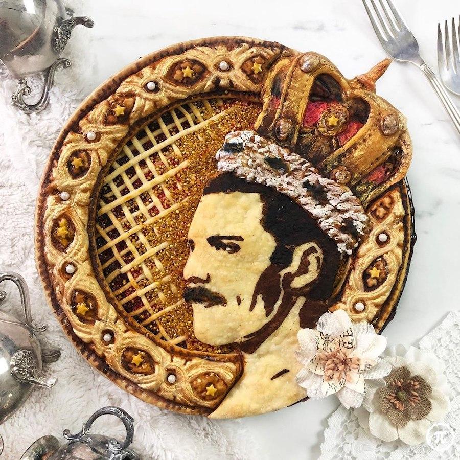 Freddie Mercury | 13 Pies that Will BLOW Your Mind | ZestRadar