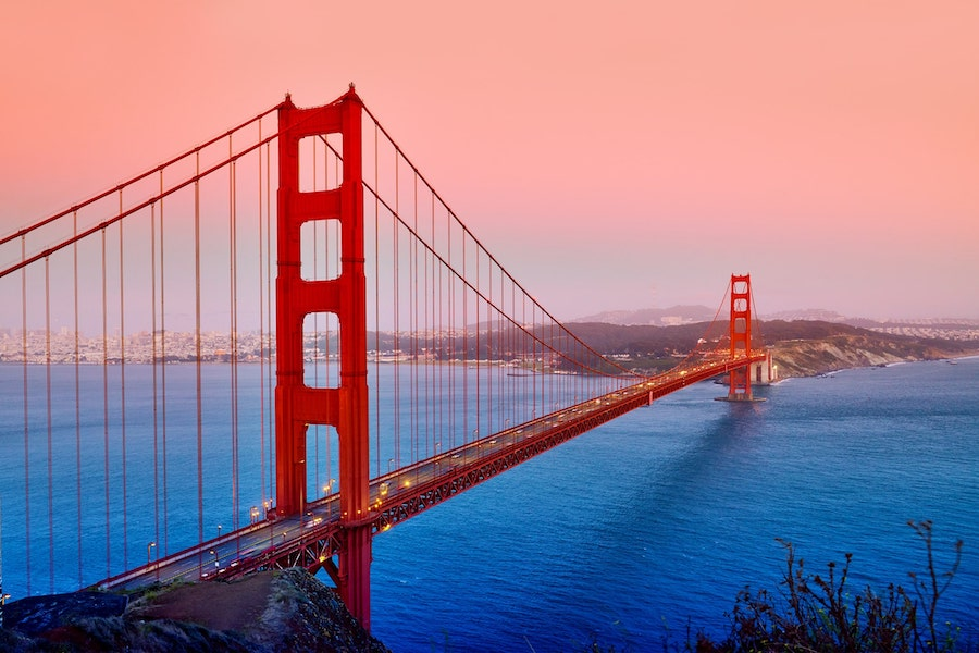 Golden Gate Bridge, San Francisco | 12 Most Iconic Photography Locations | Brain Berries
