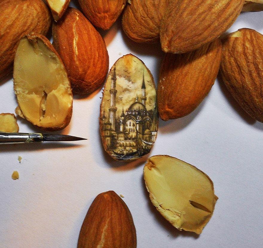 Hasan Kale #1 | 8 Astoundingly Tiny Art Pieces | BrainBerries