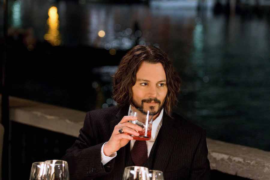 Johnny Depp | 10 Celebrities that Have had Problems with Alcohol | ZestRadar