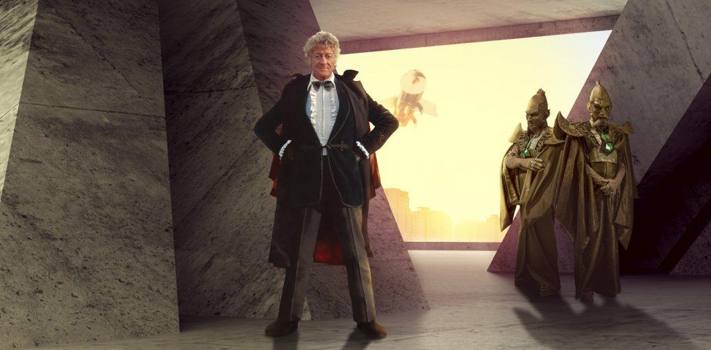 Jon Pertwee (The Third Doctor) | The Best Doctor Whos We've Seen On TV | Brain Berries
