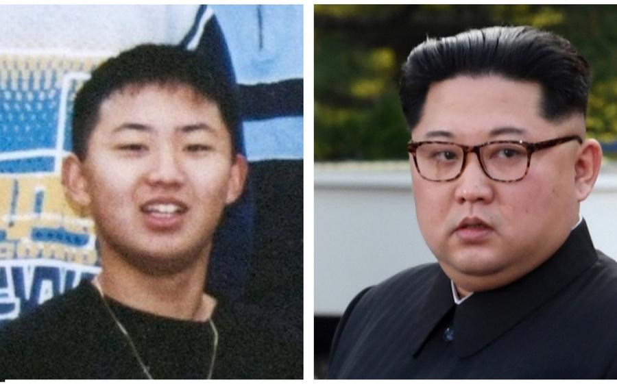 Ким Чен Ын   | Как выглядели известные политики в молодости | ZestRadar