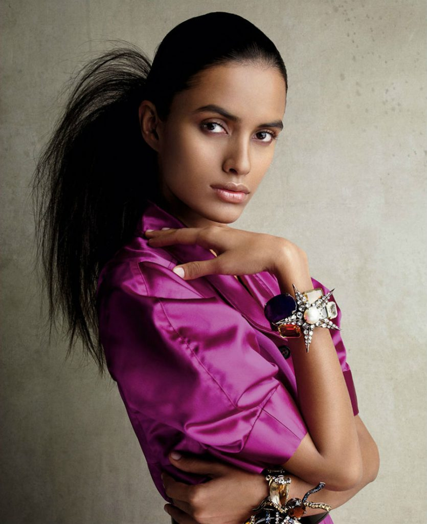 Lakshmi Menon | These Iconic Indian Fashion Models Have Conquered The World | ZestRdar