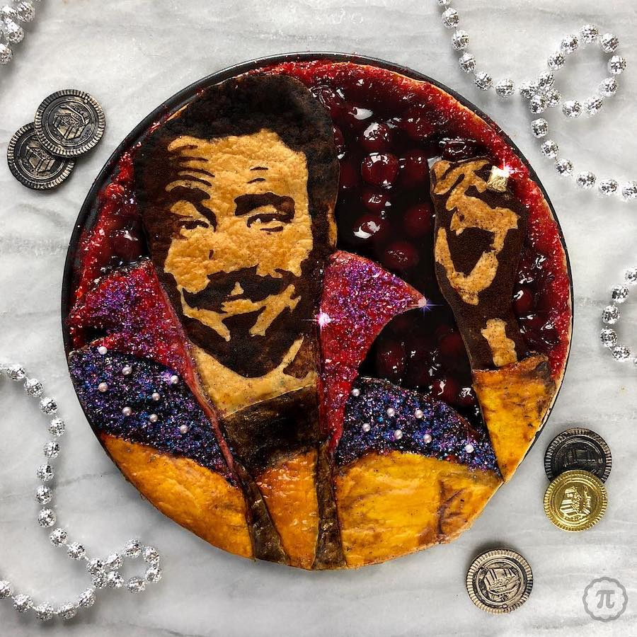 Lando Calrissian (Donald Glover)  | 13 Pies that Will BLOW Your Mind | ZestRadar
