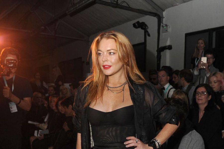 Lindsay Lohan | 10 Celebrities that Have had Problems with Alcohol | ZestRadar