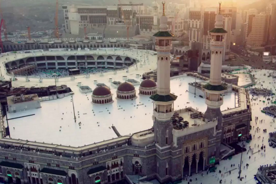 Masjid al-Haram | 10 Most Expensive Religious Buildings Ever Constructed | ZestRadar