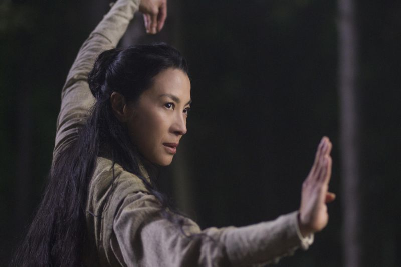Michelle Yeoh | 6 Martial Arts Actors That Don't Even Have A Black Belt | Brain Berries