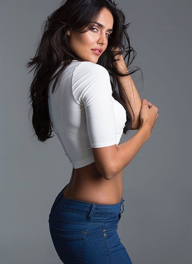 Nathalia Kaur model | 7 of the Best Top Models From India | Brain Berries