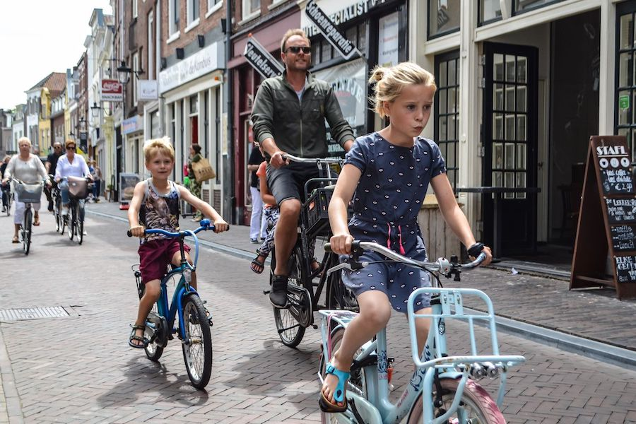 Netherlands | 10 Countries that Have the Most Fun! | Brain Berries