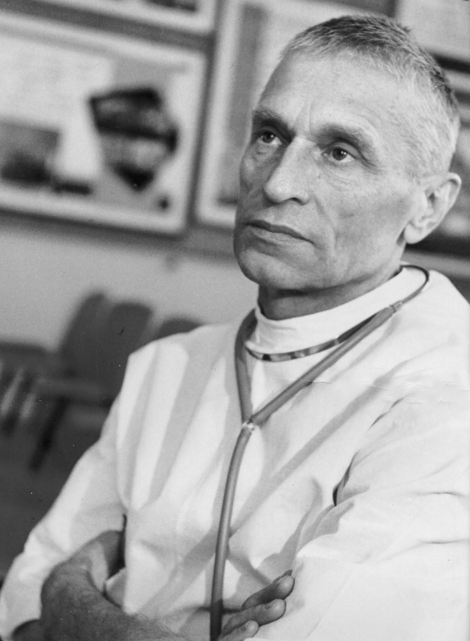 Николай Амосов (1912-2002)   8 русских и советских врачей, изменивших мир в лучшую сторону   Brain Berries