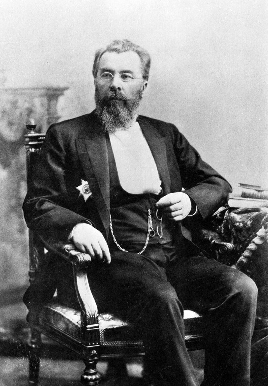 Николай Склифосовский (1836-1904) | 8 русских и советских врачей, изменивших мир в лучшую сторону | Brain Berries
