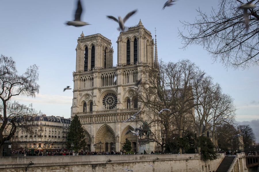 Notre Dame  | 10 Most Expensive Religious Buildings Ever Constructed | ZestRadar