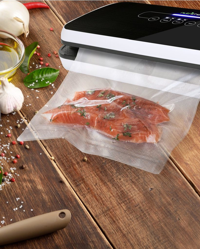 NutriChef Vacuum Air Sealing System For Food Preservation #2 | 6 Simple Useful Gadgets for Your Everyday Life