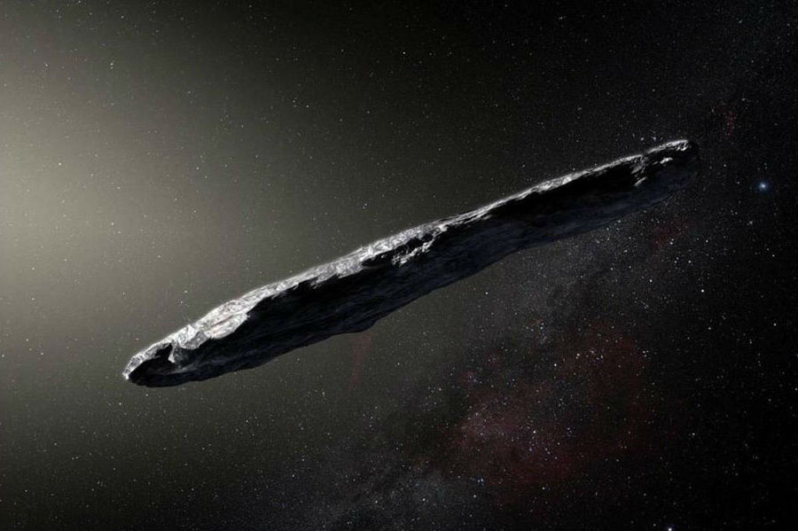 'Oumuamua | 6 Most Mysterious Objects In The Universe | ZestRadar