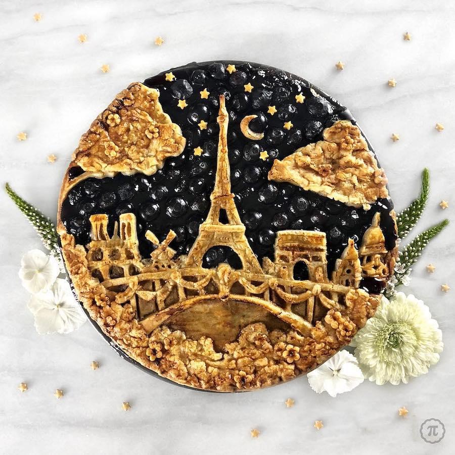 Paris  | 13 Pies that Will BLOW Your Mind | ZestRadar