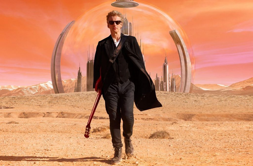 Peter Capaldi (The Twelfth Doctor) | The Best Doctor Whos We've Seen On TV | Brain Berries
