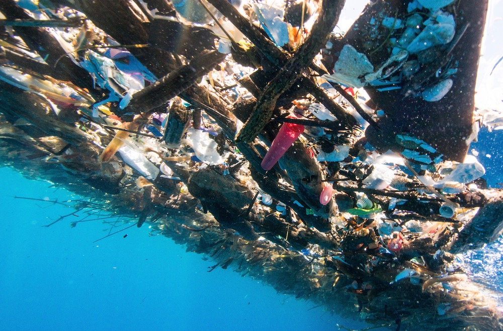 Photographer Reveals Shocking Pictures Of The Caribbean Full Of Debris, Plastic, And Styrofoam #3 | ZestRadar