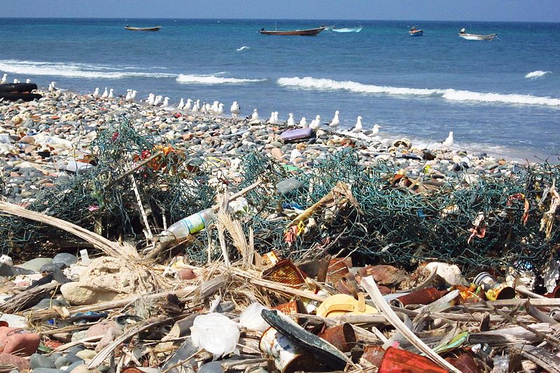Photographer Reveals Shocking Pictures Of The Caribbean Full Of Debris, Plastic, And Styrofoam #9 | ZestRadar