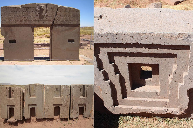 Puma Punku stones | 7 Mysterious Findings That Have Been Baffling Scientists For Years | ZestRadar