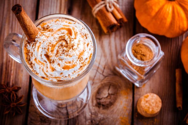 Pumpkin Spice Lattes | 8 Symbols of Pride that Make America What it Is | Brain Berries