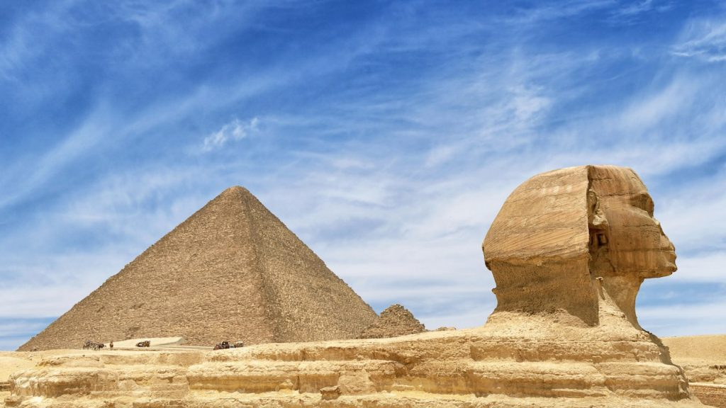 Pyramids of Giza | 12 Most Iconic Photography Locations | Brain Berries