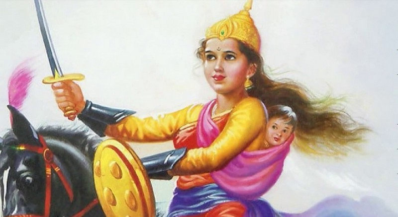 Rani of Jhansi | 7 Of The Most Famous Queens In History | Brain Berries