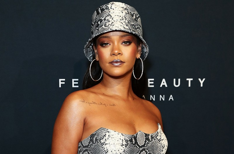 Rihanna | Oprah Winfrey's Best Friends | Brain Berries