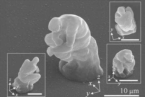 Satoshi Kawata #2 | 8 Astoundingly Tiny Art Pieces | BrainBerries