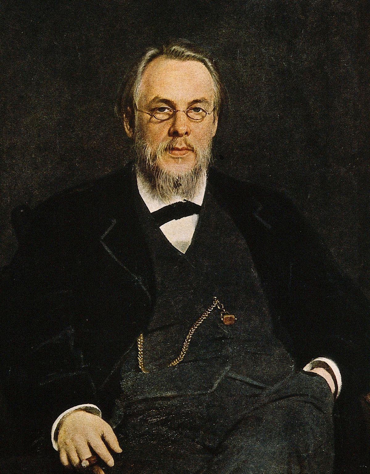 Сергей Боткин (1839-1889)   8 русских и советских врачей, изменивших мир в лучшую сторону   Brain Berries