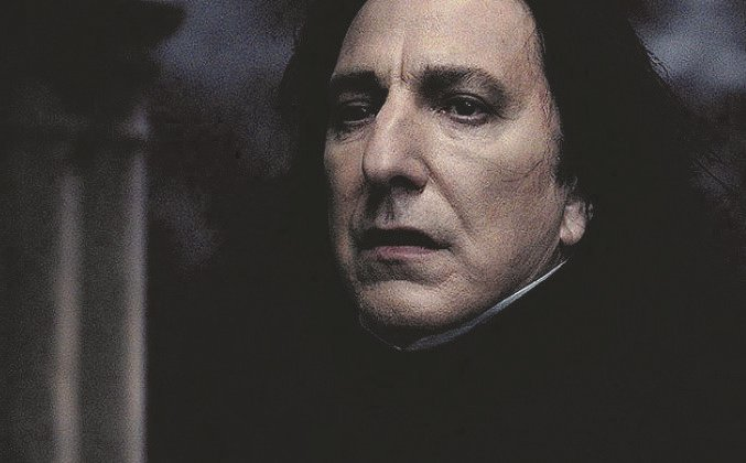"Severus Snape – ""Harry Potter and the Deathly Hallows: Part 2"" (2011) 