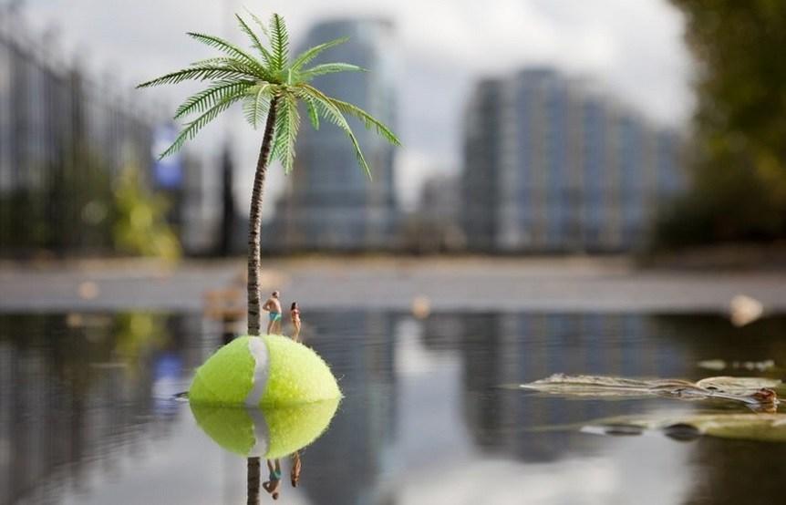 Slinkachu #4 | 8 Astoundingly Tiny Art Pieces | BrainBerries