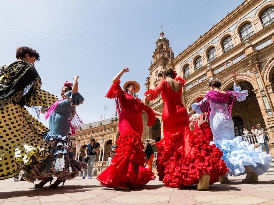 Spain | 10 Countries that Have the Most Fun! | Brain Berries
