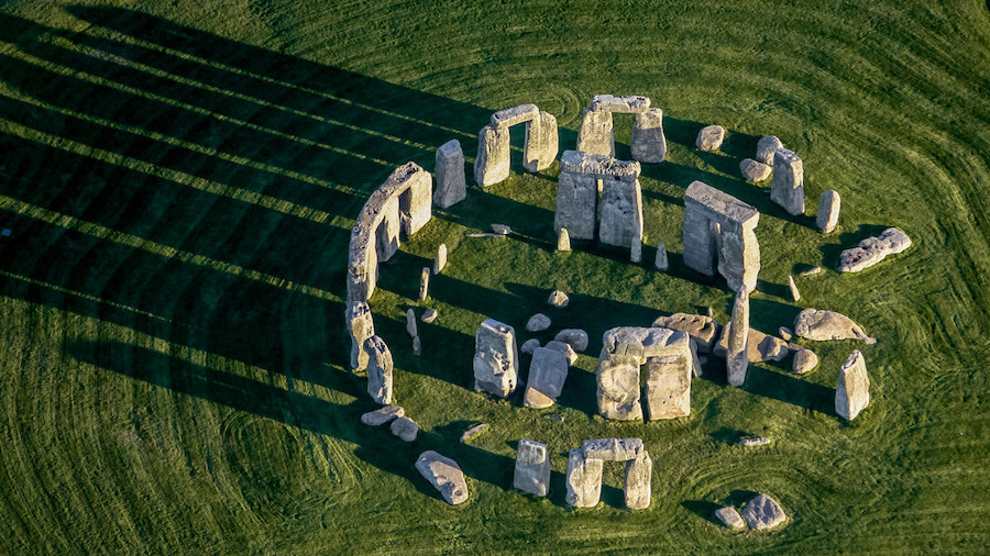 Stonehenge, England | 12 Most Iconic Photography Locations | Brain Berries